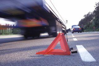 В Хакасии водитель автобуса уснул за рулем и въехал в грузовик