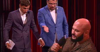 Беспределят сосцены Comedy Club: Воля иХарламов унизили Джигана оскорбительной шуткой
