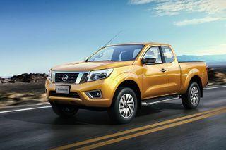 Nissan на базе пикапа Navara создаст новый внедорожник