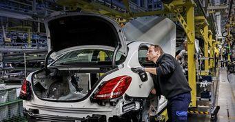 Автомобили Mercedes-Benz российской сборки появятся в 2019 году