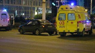 В Петрозаводске около железнодорожного вокзала сбили человека