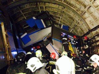 В среду в Москве будет объявлен траур в связи с аварией в метро