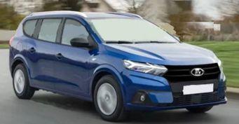 Largus вернут Dacia: Преемник Granta SWпоказан дизайнером