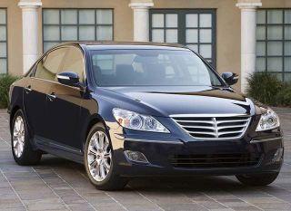 Новое поколение купе Hyundai Genesis оборудуют мощным 5-литровым V8