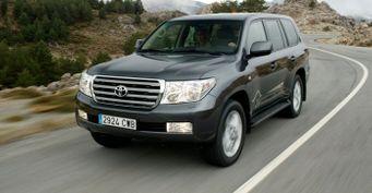 Присадки— неплацебо: Как снизить расход Toyota Land Cruiser