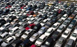 Вторичный автомобильный рынок России в январе вырос на 2%