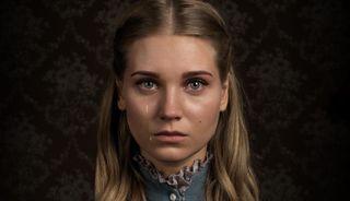 Кристина Асмус плакала для роли, атеперь вжизни. Источник: politeka.net
