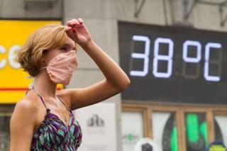 В Москве объявили «красный» уровень опасности из-за сильной жары