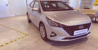 Предоплату дал— накрючок Hyundai попал: На«вымогательство» 150тыс. рублей запокупку нового Solaris пожаловался россиянин