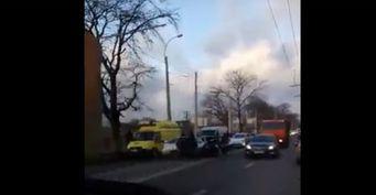 Пять человек пострадали в страшном ДТП с ВАЗ под Симферополем