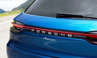 Фото: Porsche Macan. Источник: Porsche