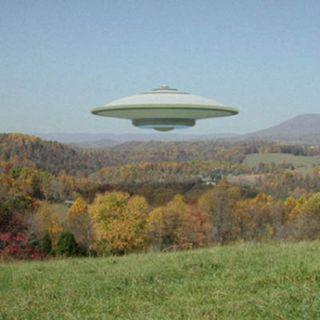 В Омске видели НЛО