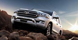 Прощальное обновление: Как изменится Toyota Land Cruiser 200 2021 перед уходом на покой