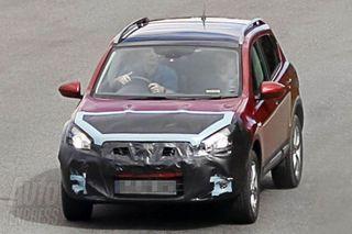 Компания Nissan объявила российские цены на новый Qashqai