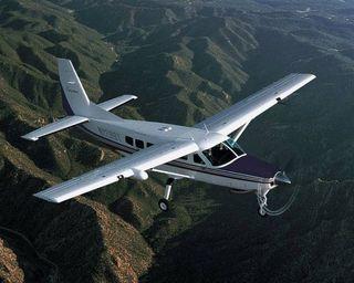США: В штате Колорадо разбился одномоторный самолет