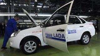 Ижевский завод увеличит выпуск лифтбеков Lada Granta