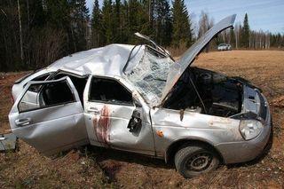 Пять человек погибли в ДТП на кузбасской трассе