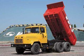 «АвтоКрАЗ» зафиксировал рост объема продаж своих грузовиков