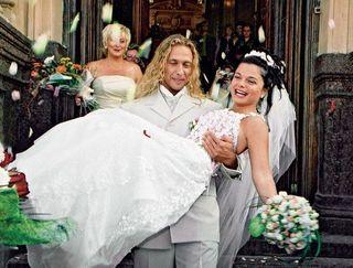 Наташа Королёва показала видео со свадьбы с Тарзаном