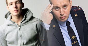 Бурунова непереплюнуть: Карьера Артема Сучкова под угрозой из-за съёмок в«Милиционер сРублёвки»