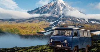 Немец, УАЗ «Буханка», горы Камчатки: Рассказываем обамбициозном путешествии на2,5 года