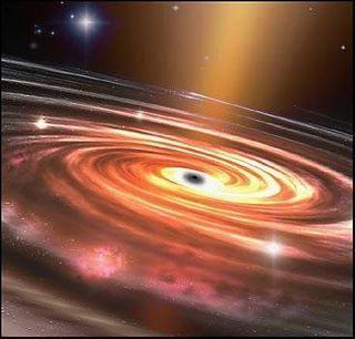 Российские ученые понаблюдали за пожирающими звезды черными дырами