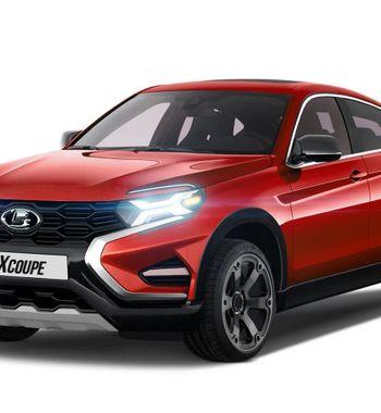 LADA Niva Cross Coupe: Какой может быть внешне премиальная версия внедорожника