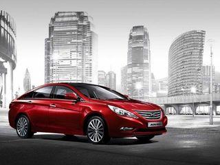 В Сеуле представили новое поколение седана Hyundai Sonata