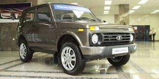 АвтоВАЗ назвал цены на Lada 4x4 с кондиционером