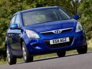 Hyundai проводит испытания прототипа i20
