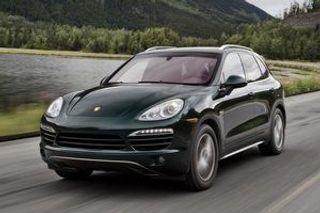 «Porsche Cayenne» станет кросс-купе
