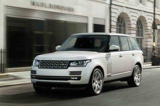 Определен ценник для Range Rover RR L