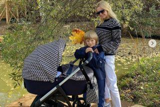 Яна Рудковская и сыновья. Фото: личная страница Instagram