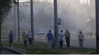 Ополченцы ликвидировали диверсионную группу, которая обстреливала центр Донецка