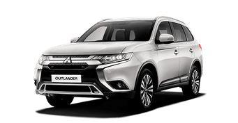 Mitsubishi определились с датой презентации нового Outlander