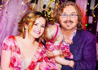 Проскурякова и Николаев строят счастливую семьюФото: topnews.ru