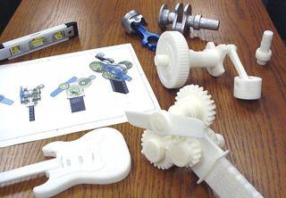 Распечатать робота скоро можно будет на домашних 3D-принтерах