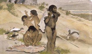 Учёные: современные люди и неандертальцы жили рядом тысячи лет