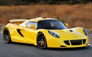 Hennessey Venom GT 2011