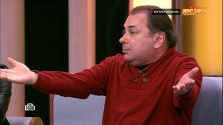 Кадр проекта «Звёзды сошлись» (от11.10.2020). Источник: YouTube «НТВ»