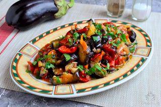 Готовый салатик «Сентябрь»\Источник: OK.ru Вкусные ПП рецепты. Кулинария