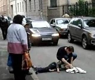 Подросток, управляя машиной родителей, наехал на пешехода
