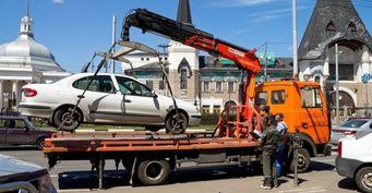 Водители из города Саратов больше не смогут снимать машины с эвакуатора