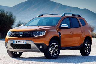 Так выглядит «Дастер» IIвЕвропе. Фото: Renault-Dacia
