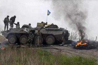 Несостоявшееся перемирие: Киев не будет прекращать огонь на востоке Украины