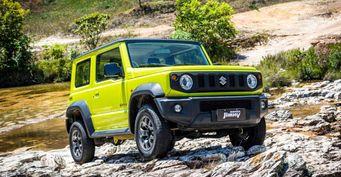 Дорогой, нонезаменимый: Плюсы иминусы Suzuki Jimny 2020 назвали владельцы