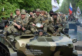 Обстановка на Донбассе на 14 августа