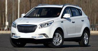 Hawtai представит нового «клона» Hyundai ix35
