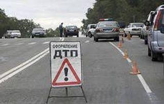 В Челябинске произошла авария с двумя маршрутками