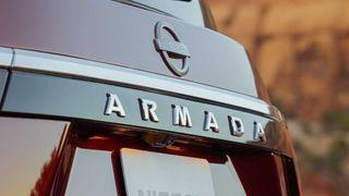 Nissan Armada 2021. Фото: Nissan